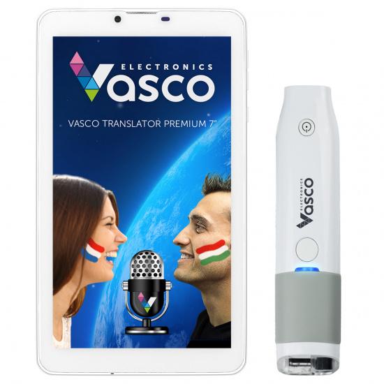 "Vasco Translator Premium 7"" + Skanneri"